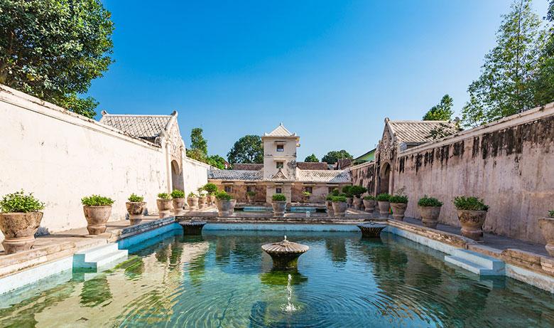 Kampung Wisata Taman Sari