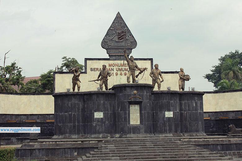 Tempat Wisata Sejarah Jogja
